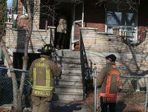 Barton Ave. fire
