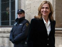 Spain's Princess Cristina