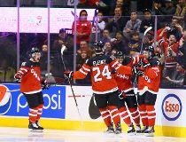 Canada vs. Slovakia FILES Dec. 25/14
