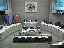 calgary council chamber