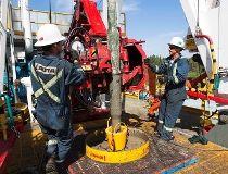 Oil rig Reuters photo