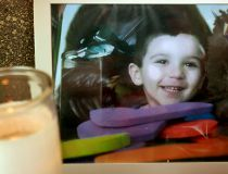 2-year-old Geo Mounsef