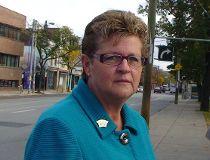 ONA president Linda Haslam-Stroud