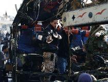 syria bus bomb