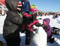 Ottawa snowman