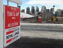 Calgary home sales filer