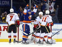 New York Islanders Calgary Flames