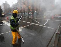 New York manhole