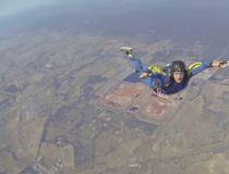 Skydiver Andrew Jones