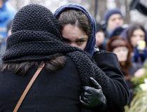 Nemtsov's funeral