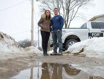 Anthony Franze and Debra Robarts