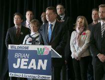 Wildrose candidate Brian Jean