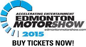 Buy Tickets to the Edmonton Motor Show