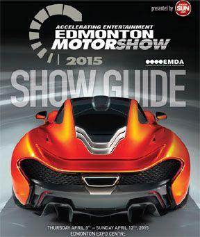 Edmonton Motor Show Guide