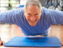 Older men who exercise get better erections