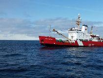 Coast Guard vessel CCGS Ann Harvey