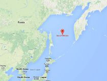 Sea of Okhotsk