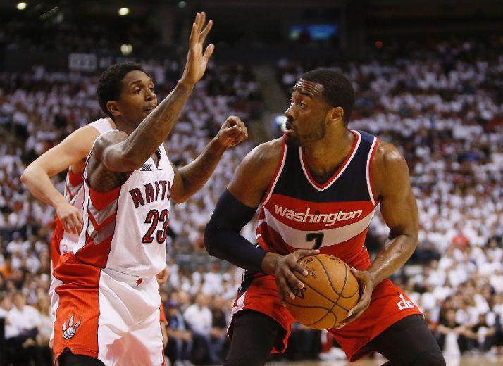 Raptors must key on Wizards' duo