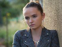 Abigail Lawrie in The Casual Vacancy.