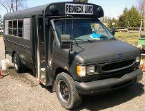 Drunks take Redneck Limo for joy ride