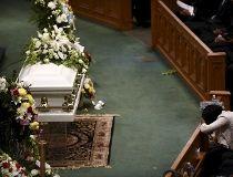 Freddie Gray funeral wide