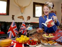 Desiree Haight welcomes royal birth