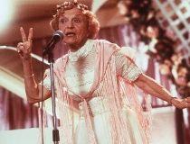 rapping granny wedding singer