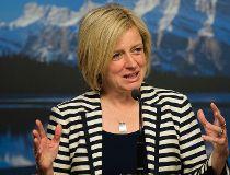 Premier-designate Rachel Notley