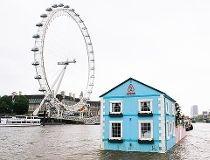 Floating House, London