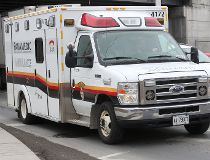 Ottawa paramedics ambulance 2015