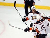 Ducks score May 21/15