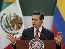 Mexico President Enrique Pena Nieto