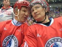 Putin and Fetisov