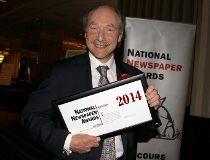 Stan Behal NNA winner