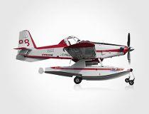 firefighting plane