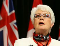 Education Minister Liz Sandal