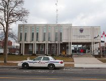 Niagara regional police headquarters
