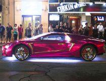 Joker's car