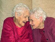 Oldest twins
