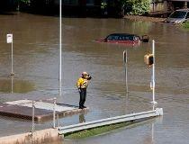 Texas flood warning