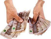 Money filer hundreds