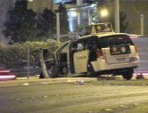 Las Vegas crash