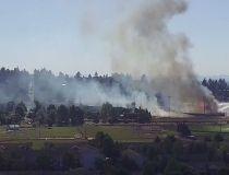 Eugene fire