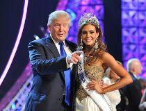 Trump Miss USA Reelz