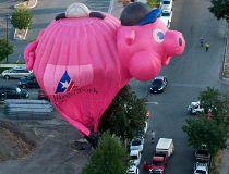 Piggy balloon