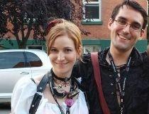Shannon Madill Burgess and Joshua Burgess