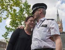 London bombing survivor
