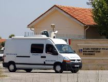 Miramas military base in France