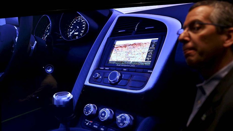 Smartphone-like car dashboards