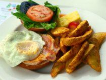 Pan Am food